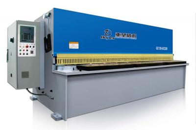 QC12K系列伺服数控剪板机
