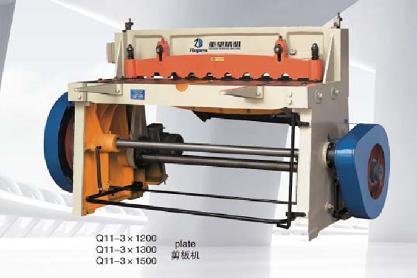 Q11系列机械式剪板机